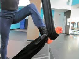 aerial footlock