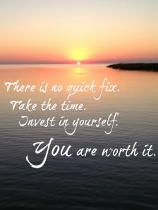 invest in self