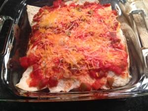 mex lasagna 2