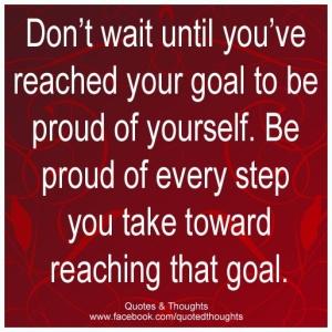 pride goals